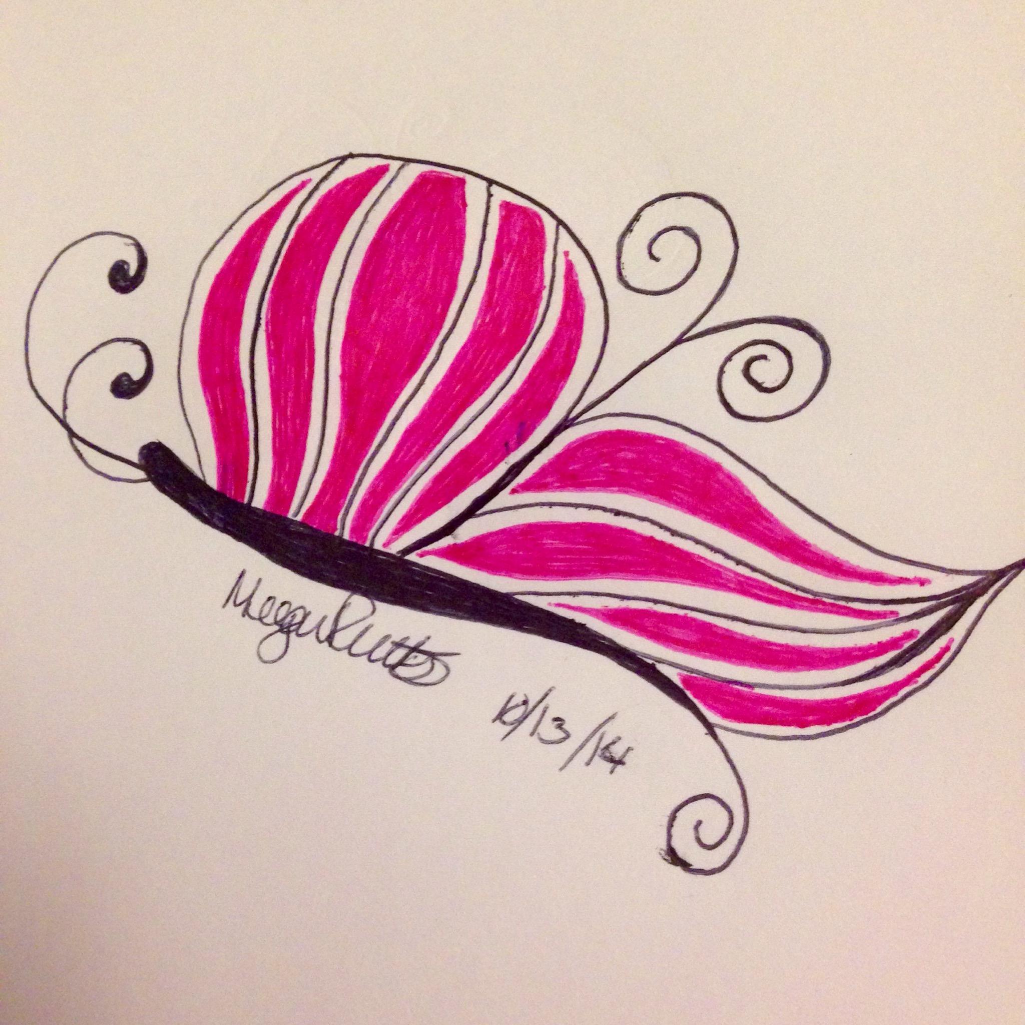 2048x2048 Breast Cancer Awareness Drawings Inktober Make Something Mondays