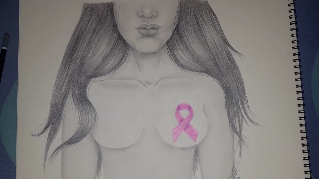 1280x720 Breast Cancer Awareness Month Drawing October 2016 Jrdesignz
