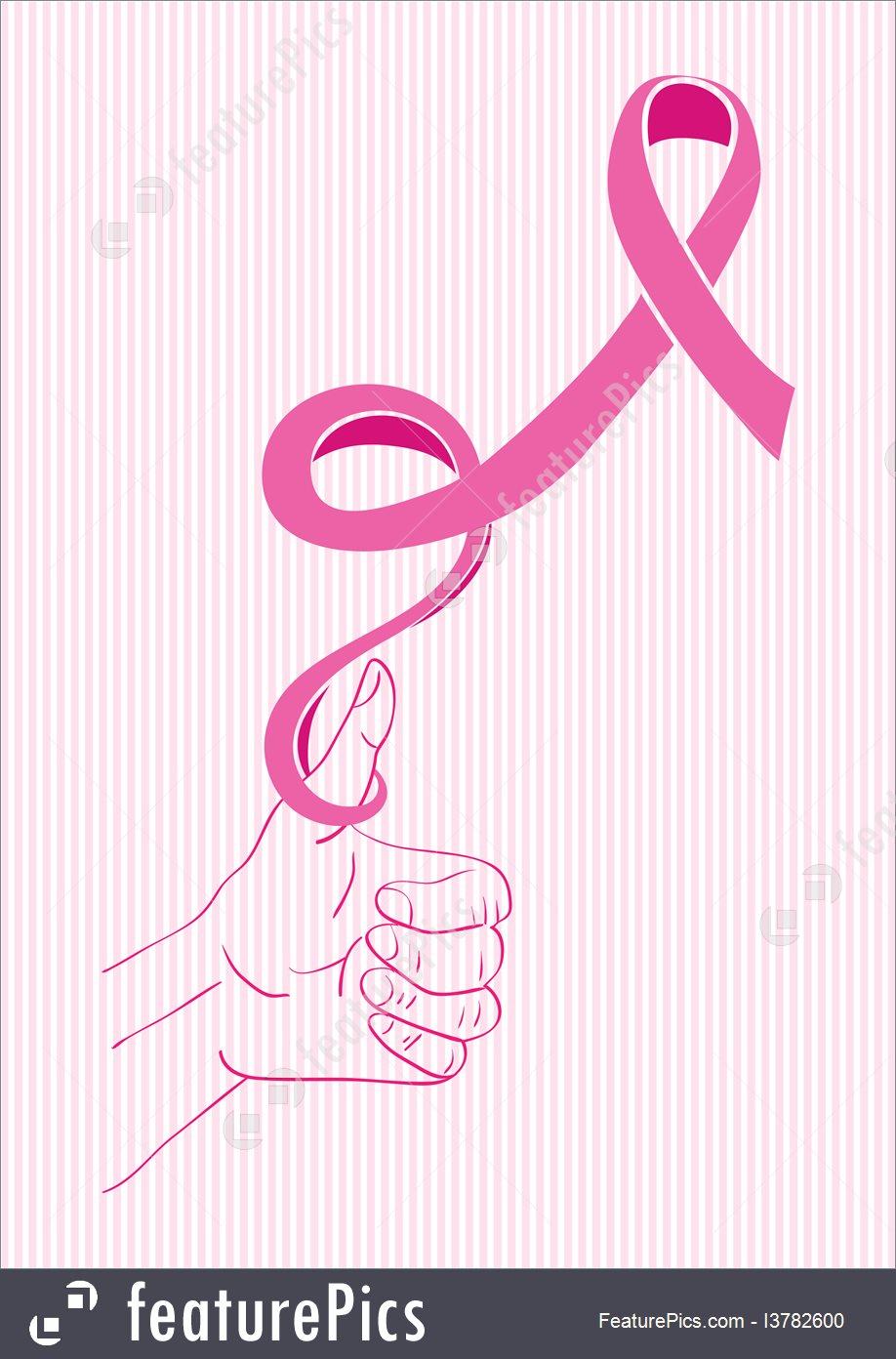 918x1392 Emblems And Symbols Breast Cancer Awareness Ribbon Human Hand