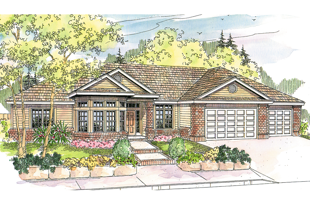 1280x853 Traditional House Plans