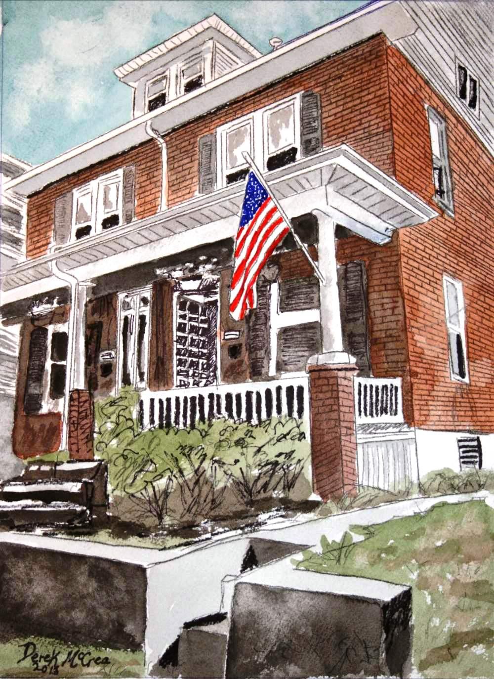 1000x1374 Watercolor Paintings