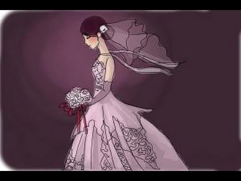 480x360 How To Draw A Bride