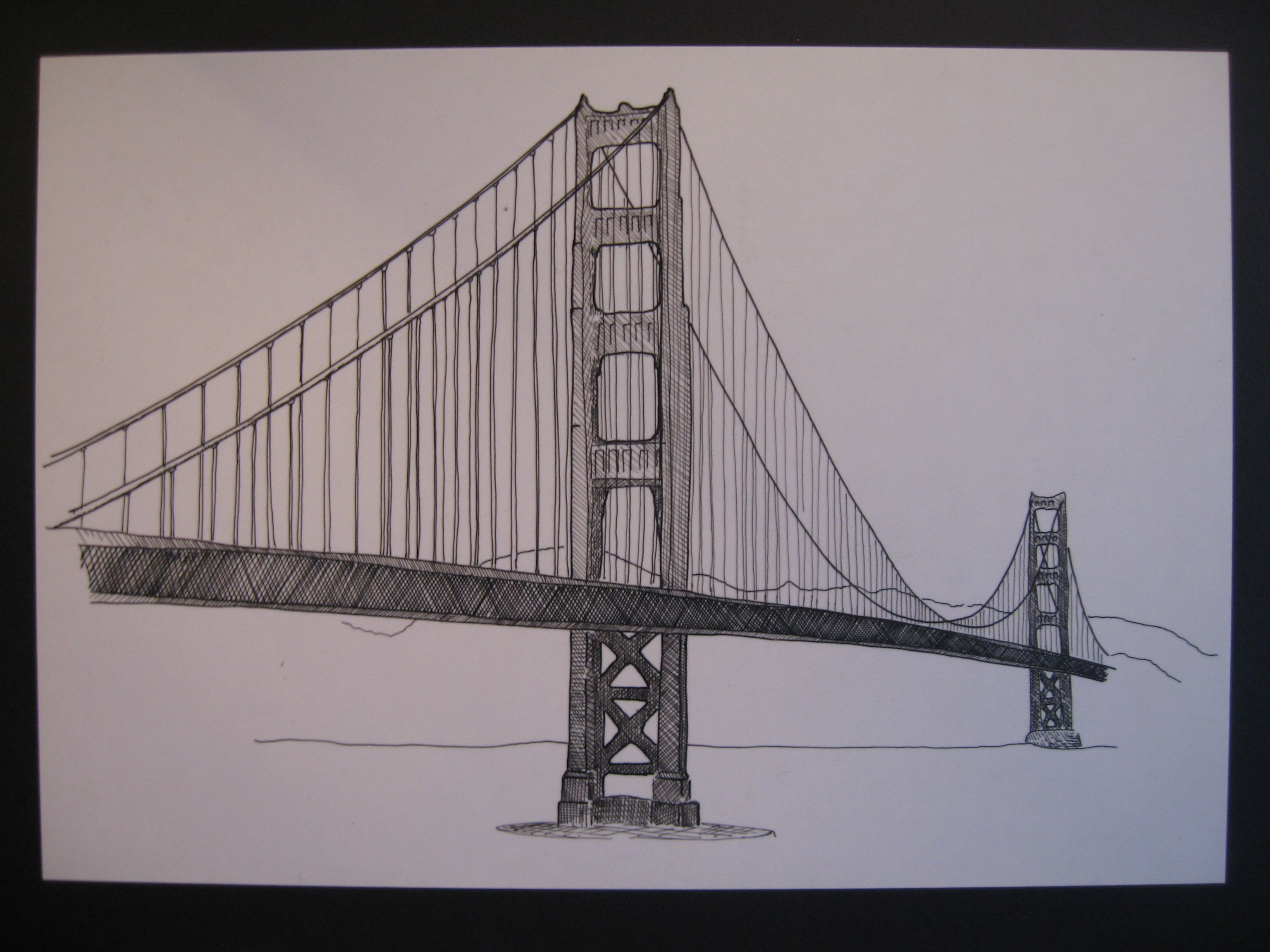 3072x2304 Drawings Bridges Amp Buildings Amp Cephalopods Oh My