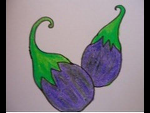 480x360 Drawing For Kids,hi I Am A King Of Veggie,hmmm