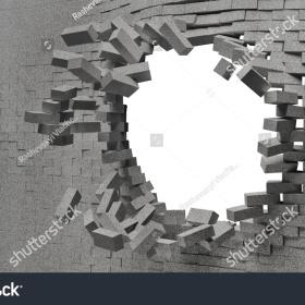 280x280 Brick Texture Drawing The Brick Texture From The, Brick Wall