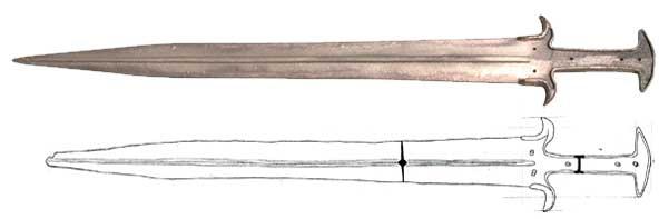 592x197 Bronze Age Craft (Swords For Sale)