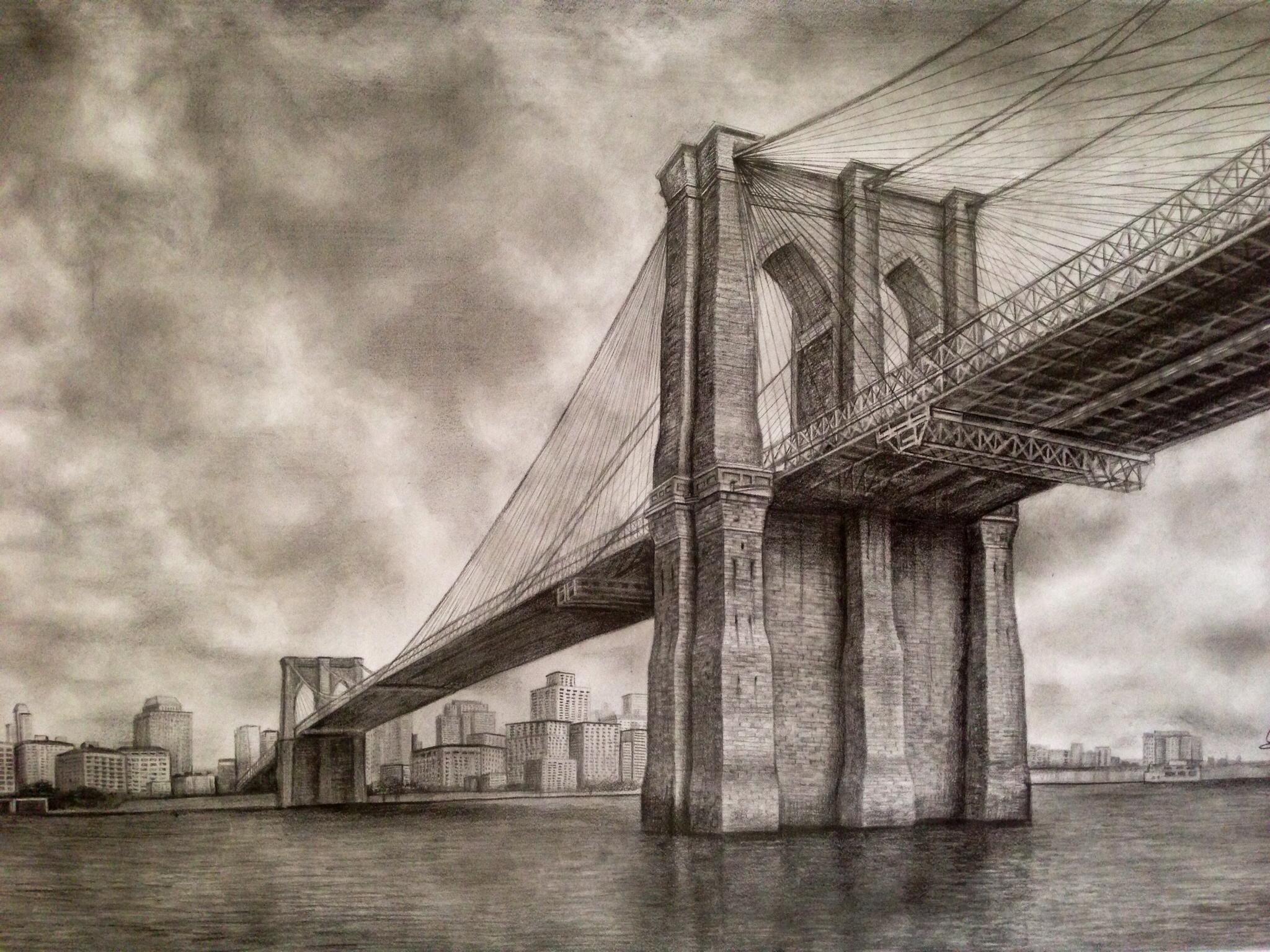 2048x1536 Brooklyn Bridge
