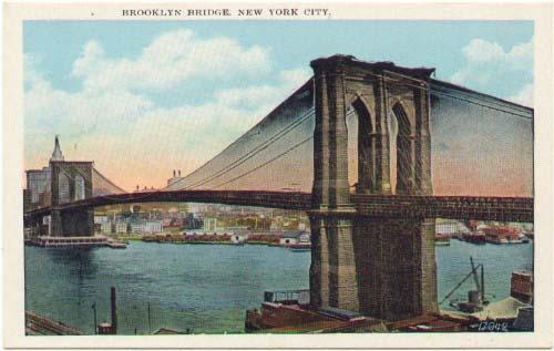 500x317 New York Architecture Images Brooklyn Bridge