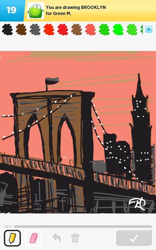 500x800 Brooklyn Drawings