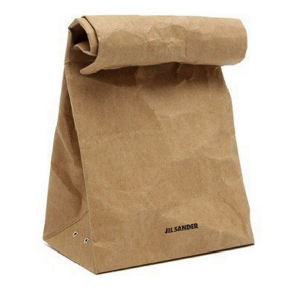 600x568 Brown Paperbag Purse Costs A Whole Lot Of Green Paper