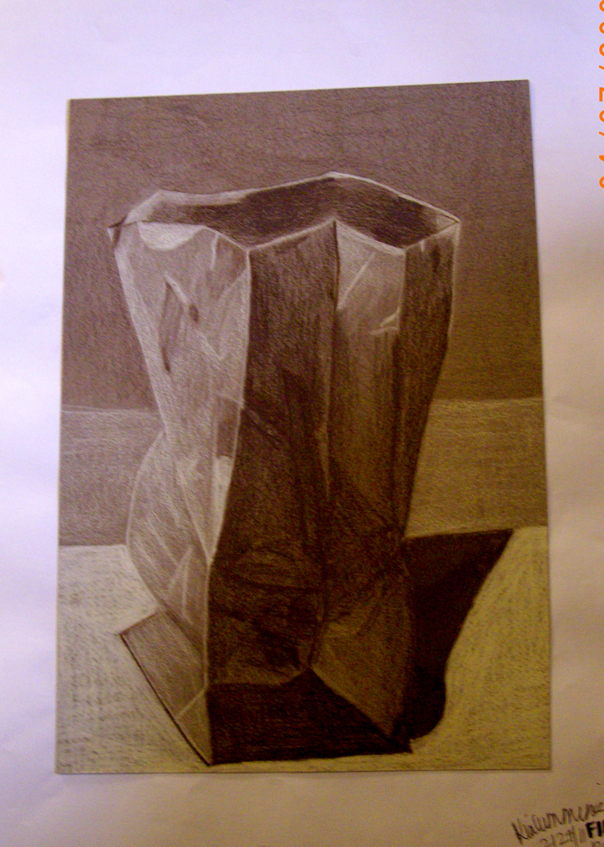 Brand-new Brown Paper Bag Drawing at GetDrawings.com | Free for personal use  NI59