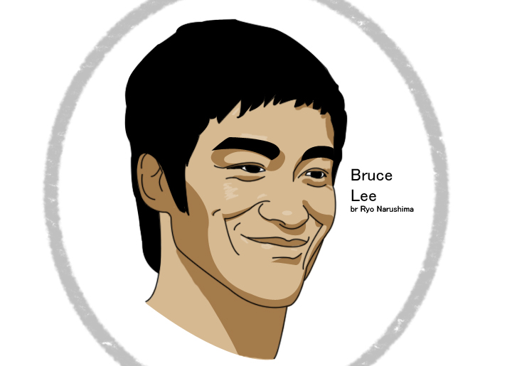 720x515 Bruce Lee Drawing By Ryonarushima