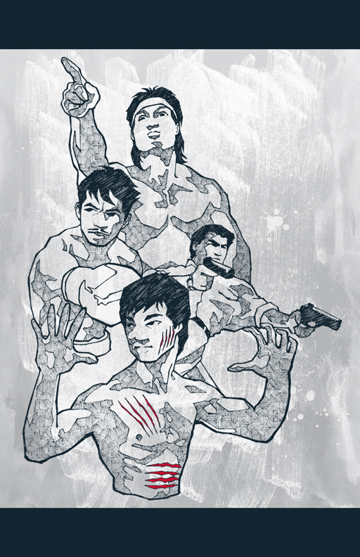 512x792 Bruce Lee For What It's Worth