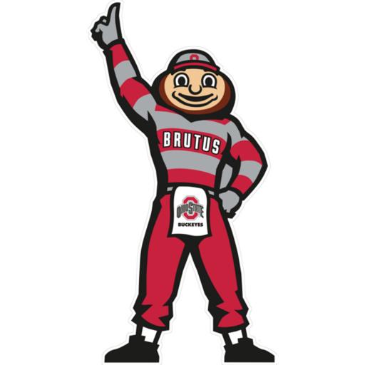 Brutus Buckeye Drawing At Getdrawings Free Download