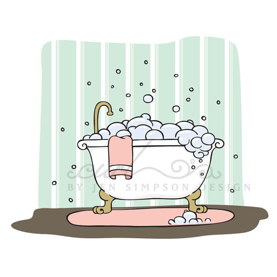570x570 Love This. Take A Shower Illustrations Bubble