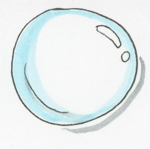 482x481 Basic Hand Lettering Bubble Embellishments