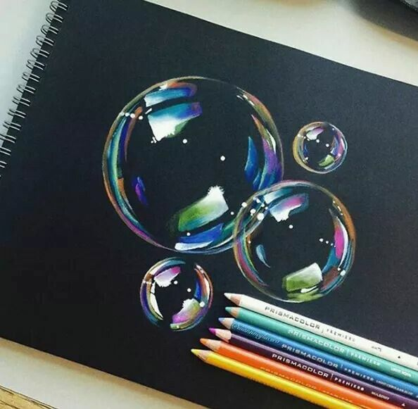 594x581 @20jennifer00 Artistic Colored Pencils