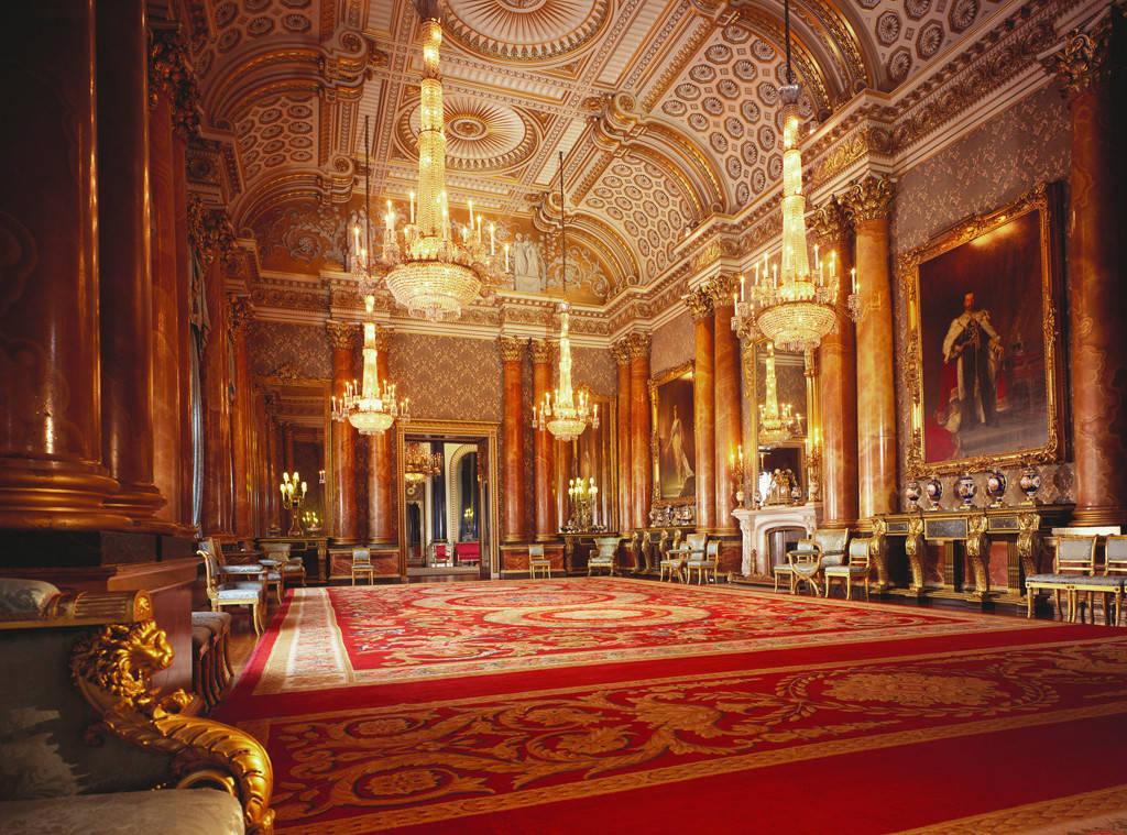 1024x759 Take A Peek Inside London's Buckingham Palace See Where The Royals