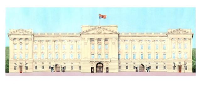 640x271 The Royal Collection David Atkinson Illustration Drawing