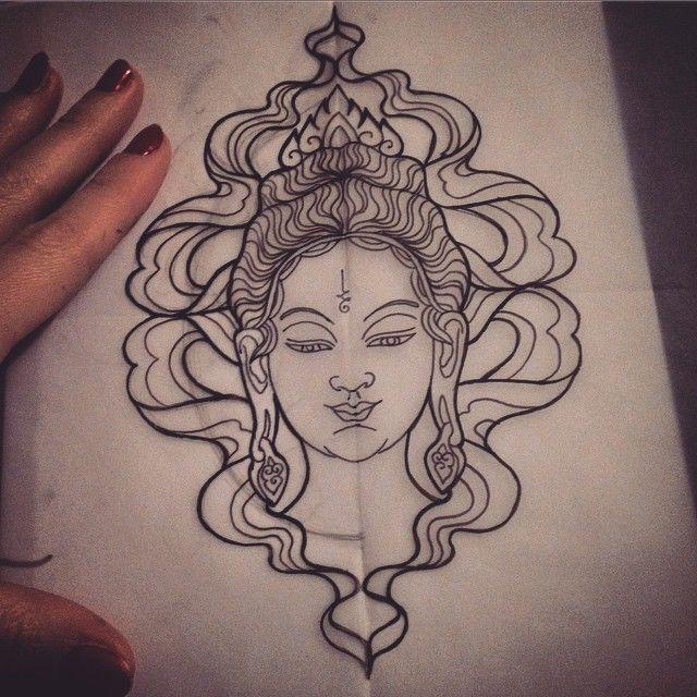 640x640 Buddha Drawing Tumblr
