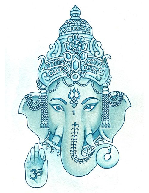 Buddha Elephant Drawing At Getdrawings Free For Personal Use