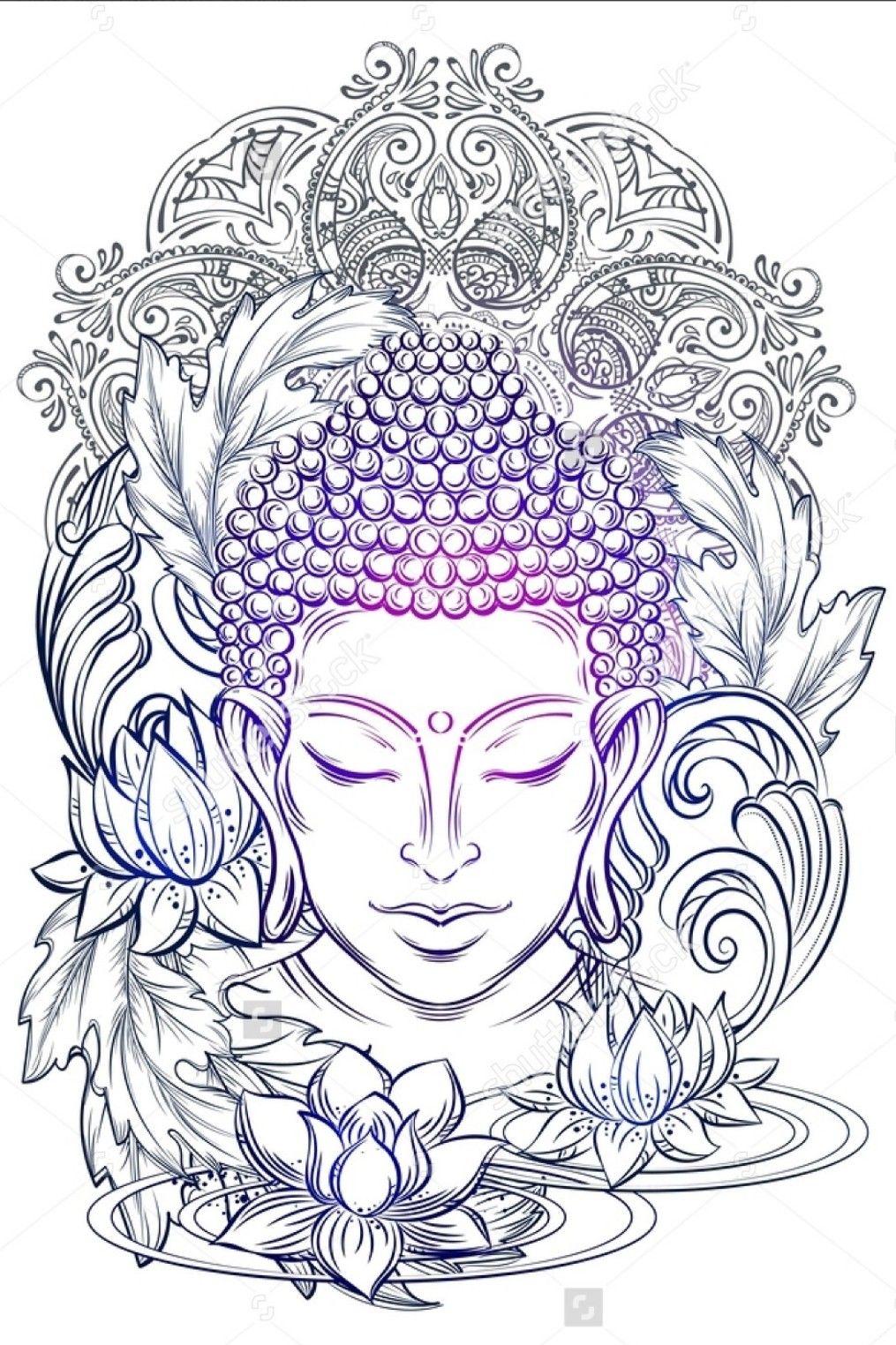 1015x1524 Buddha Beauty Buddha, Tattoo And Buddha Tattoos