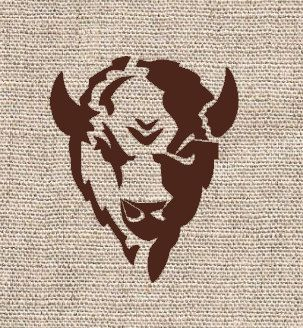 303x328 The Resting Buffalo Wall Art Will Go Great In Any Home! Www
