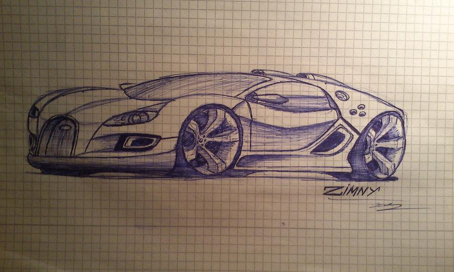 900x540 Bugatti Veyron Concept By Erithdorpl