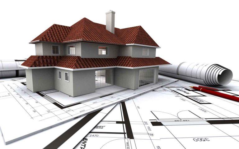 768x480 New House Build