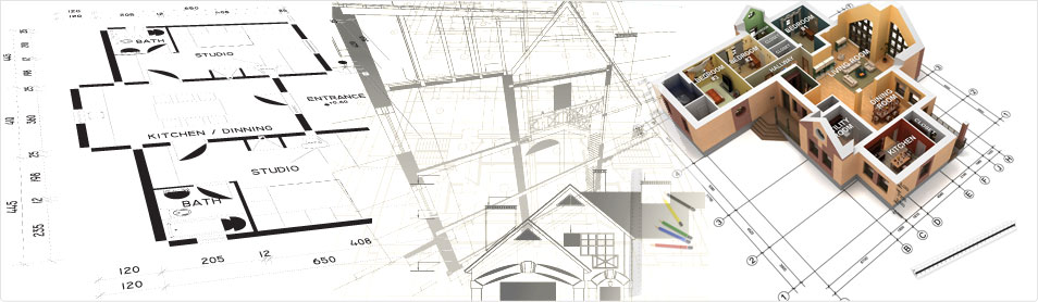 954x278 Architecture Drafting Bangalore, Architectural Cad Drawing