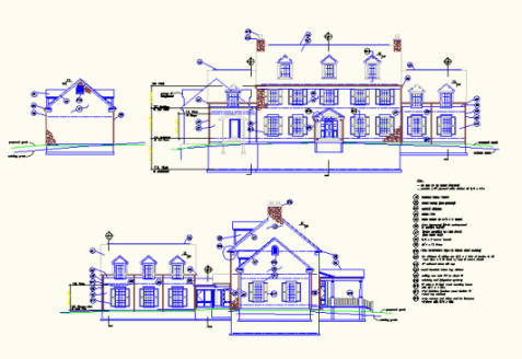 477x328 Autocad Tutorial Calculate Scale And Sheet Size