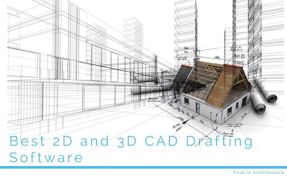 1000x666 Best 2d And 3d Cad Drafting Software