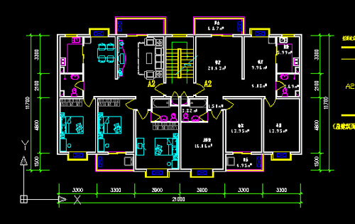 Building cad drawing at free for for 2d architectural drawing software free