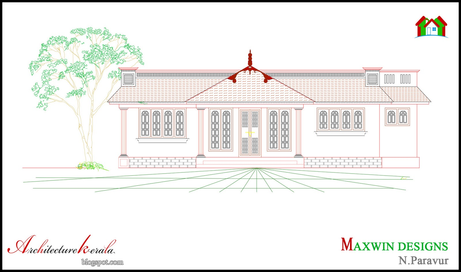 Building Elevation Drawing at GetDrawings.com   Free for personal ...