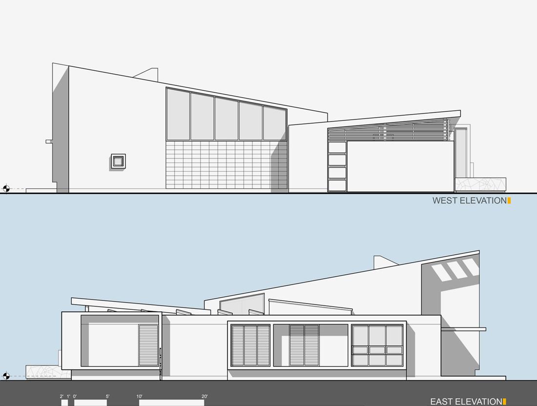 1100x832 Alhambra House Urbana Architecture, Architectural Presentation