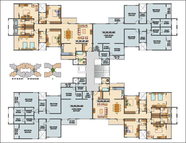 650x501 Commercial Floor Plan Software Commercial Office Design
