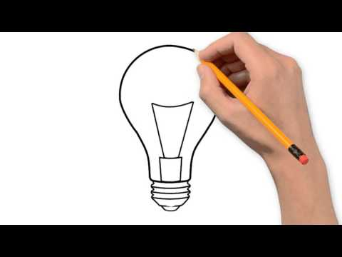 480x360 Light Bulb Things Pencil To Draw Step By Step