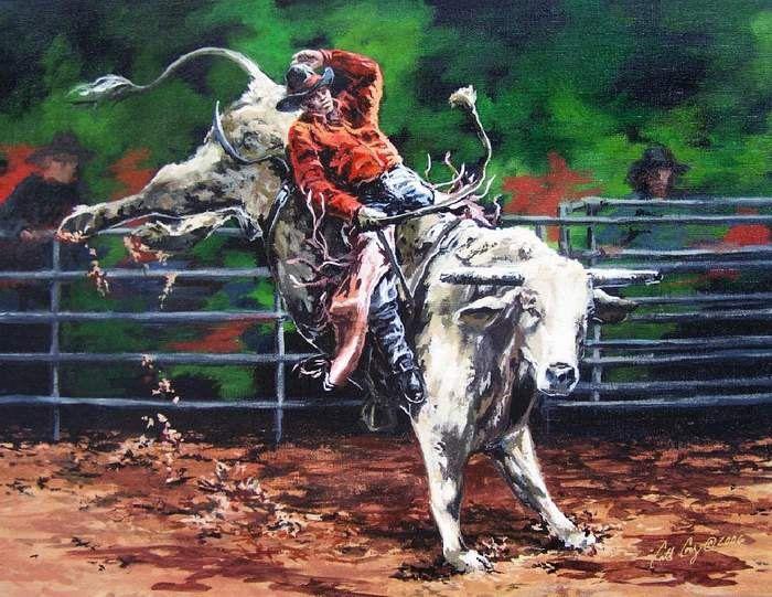 700x541 Bull Riding Drawings Rodeo Art Cowboy Art Bull Riding Art Eight
