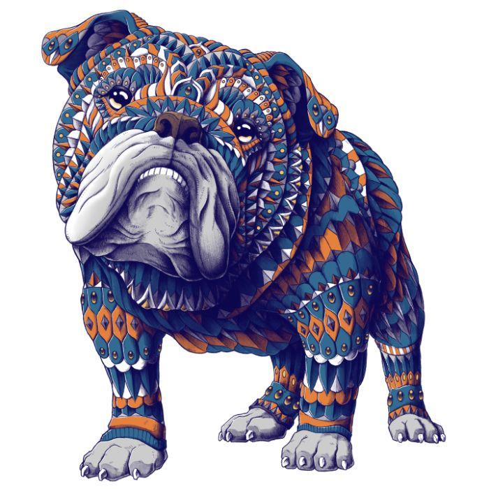 700x700 50 Best Bulldog Art Images On English Bulldogs