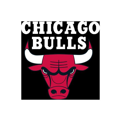 500x500 Chicago Bulls Logo Drawing