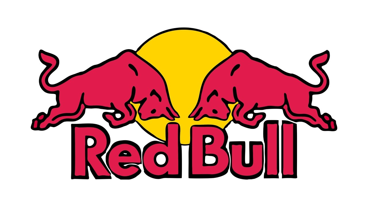 1280x720 How To Draw The Red Bull Logo (Symbol)