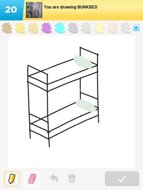 bunk bed drawing at free for personal use bunk bed drawing of your choice. Black Bedroom Furniture Sets. Home Design Ideas