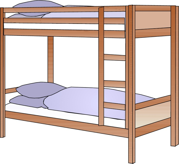Bunk Bed Drawing At Getdrawings Com Free For Personal