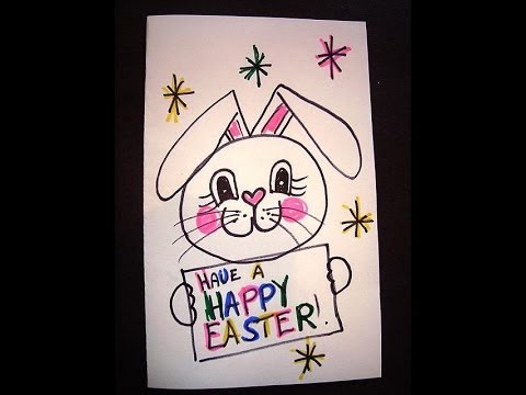 480x360 Drawing Have A Happy Easter