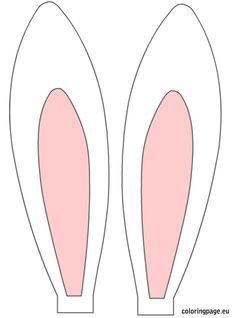 236x318 Free Printable Bunny Ears Easter Rabbit Ears Holidays