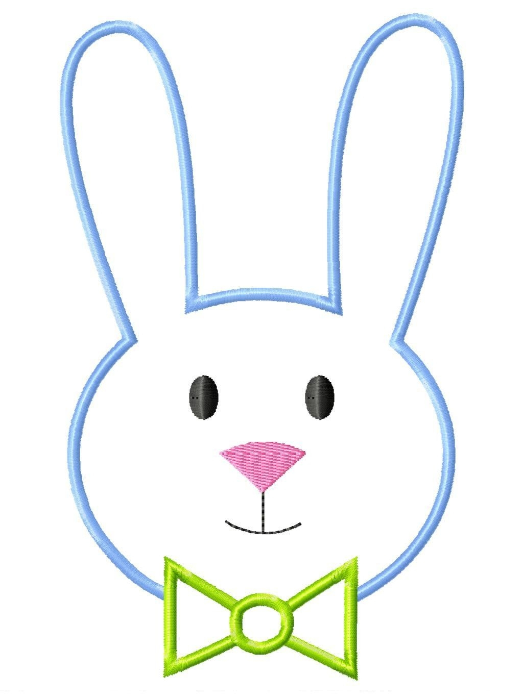 1024x1370 Drawing A Bunny Face Easter Bunny Face Drawings Happy Easter