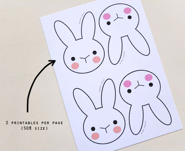 Bunny Head Drawing at GetDrawings.com | Free for personal use Bunny ...