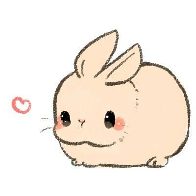 400x400 Image Result For Cute And Easy Bunny Drawings Disney