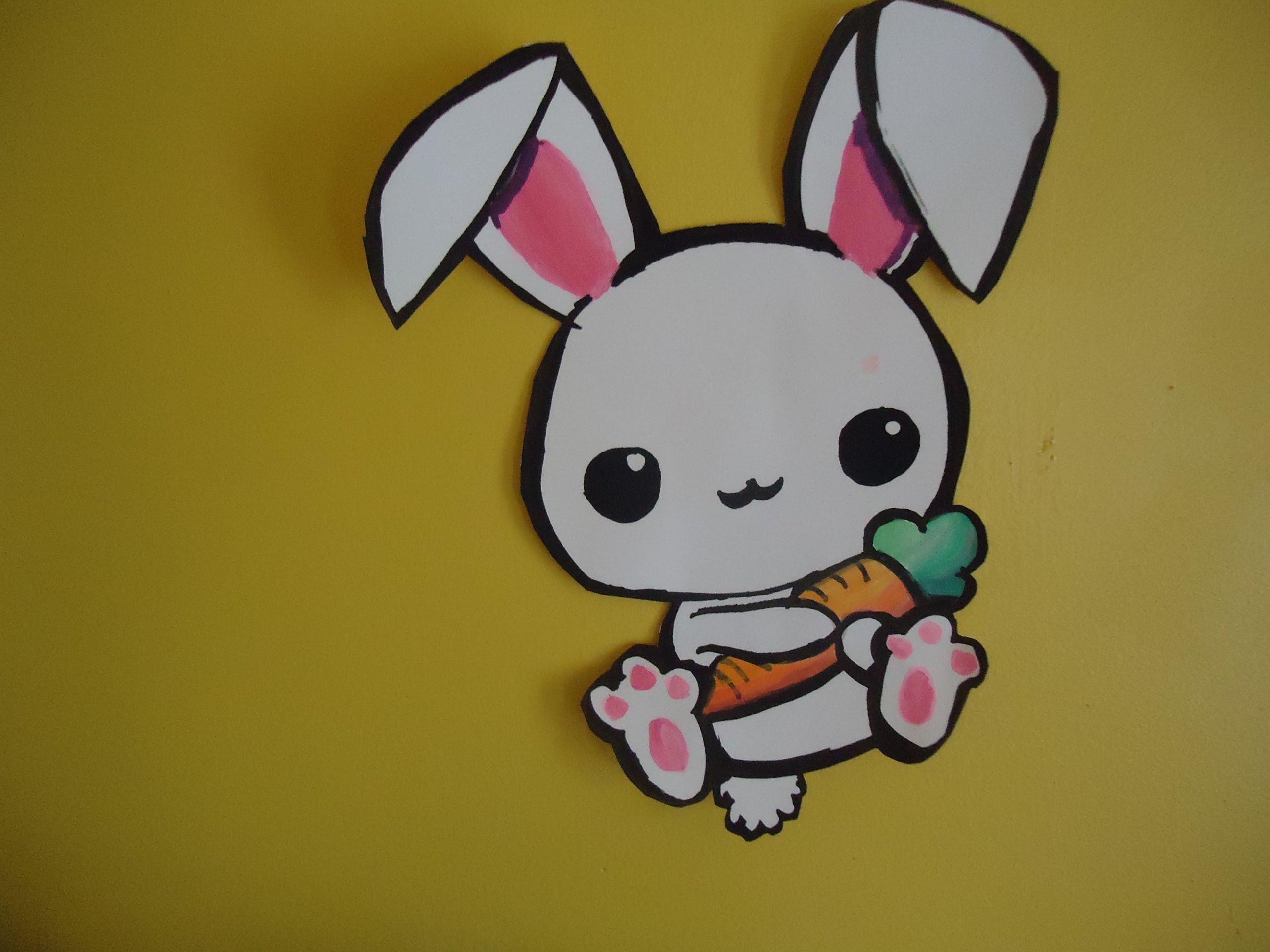 2592x1944 Cute Bunny