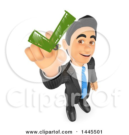 450x470 Clipart Graphic Of A 3d Business Man Holding Up A Sun, On A White
